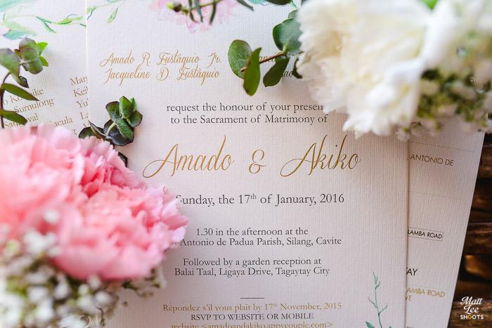 Amado+Akiko Tagaytay Wedding 02