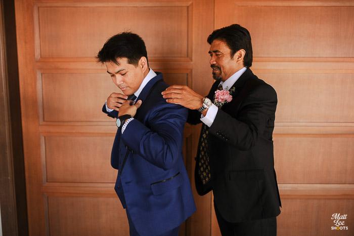 Amado+Akiko Tagaytay Wedding 23
