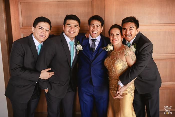 Amado+Akiko Tagaytay Wedding 33