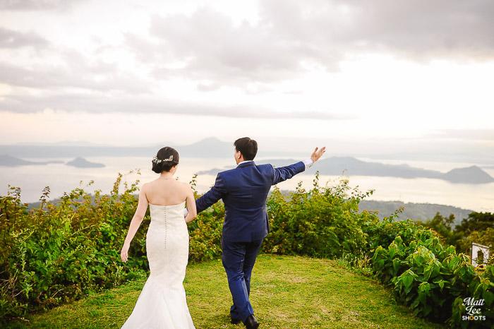 Amado+Akiko Tagaytay Wedding 73